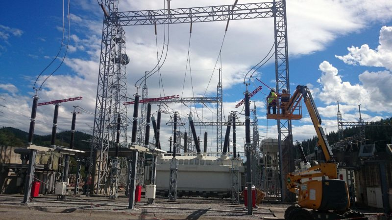 400kV-concentrate